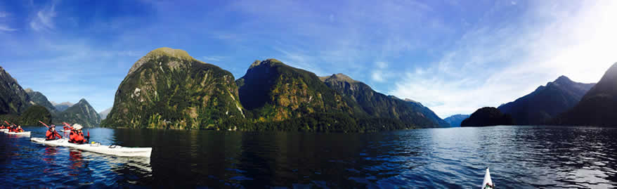 Fiordland Adventure Kayak and Cruise